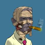 Undead Presidents NFTs by Krappy Art